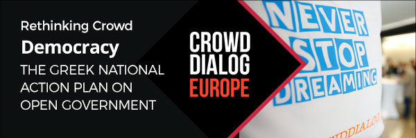 Crowd Dialog Europe - united knowledge